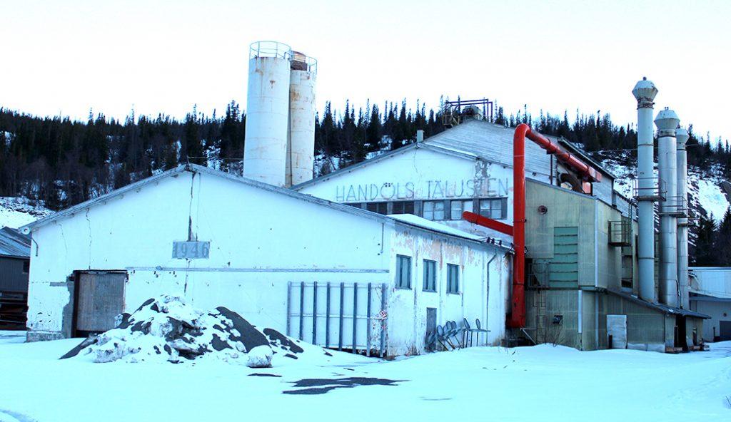 Handöls täljstensfabrik
