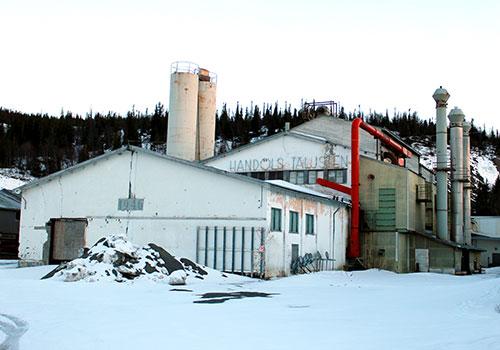 Handöls täljstensfabrik 2015