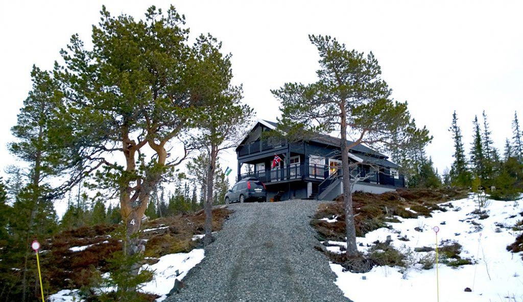 Stuga/hytte i Snasahögarna, Handöl
